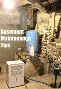 basement maintenance