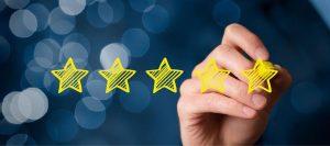 Five star testimonials