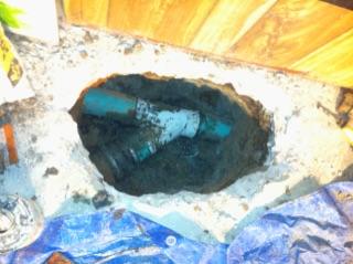 drain repair