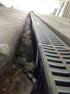 trench drain