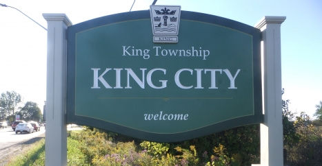 King City Sign