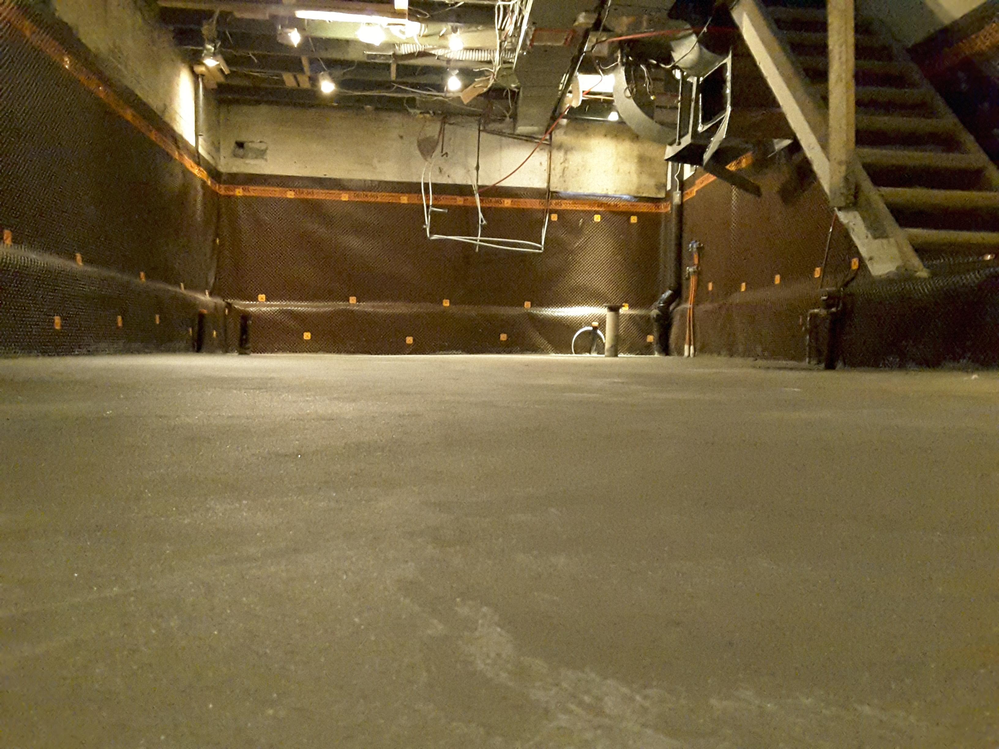 Basament Lowering - Ground Level