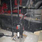 sump pump waterproofing