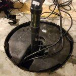 basement sump pump cover