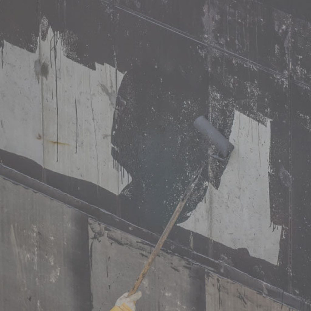 basement foundation wall sealant