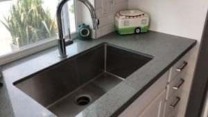 sewage smell coming from sink