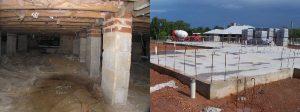 comparison of slab vs crawl foundation