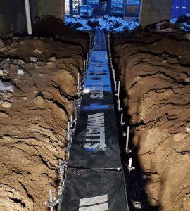 12 inch watts trench drain