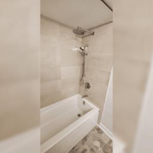 New bathtub installation Newmarket
