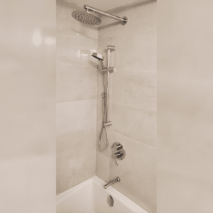 shower head and faucet